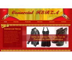 Comercial Herza Cierres para Ropa y Accesorios