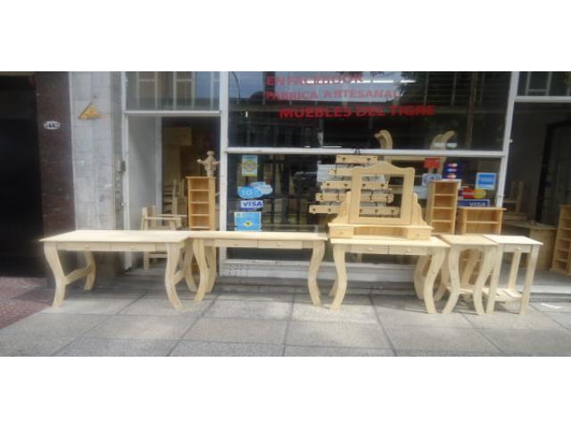 Fabrica artesanal muebles del tigre diroo directorio for Muebles de fabrica