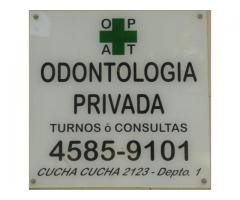 SERVICIO DE SALUD DENTAL EN PATERNAL