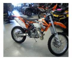 Se Vende Ktm 200cc –M2014-U$s5.200