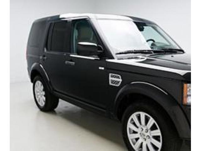 Se Vende Land Rover LR4 4X4-M2014-U$s 39.200