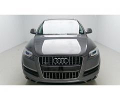 Se Vende  *  Audi Q7 3.0 L Tdi - M2015