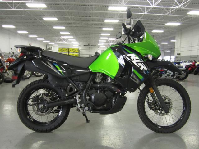 Se Vende  * Kawasaki KLR - Modelo 2014