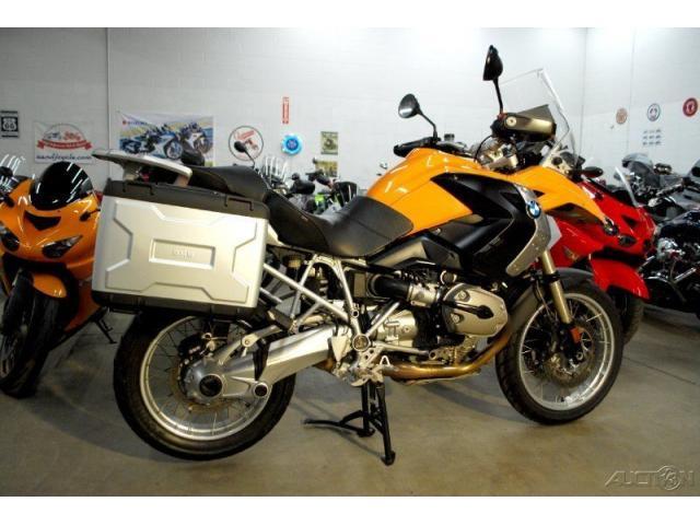 Se Vende  * Bmw Serie R1200gs  -Modelo 2009