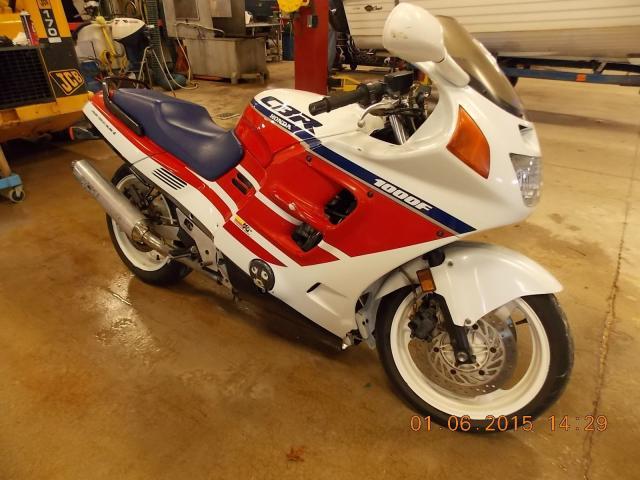 En Venta -  Honda Cbr 1000 - 1990