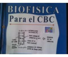 Lecciones de Biofísica para el CBC