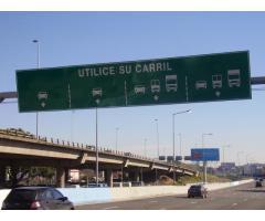 DISEÑO, FABRICACION Y ARMADO DE CARTELERIA VIAL
