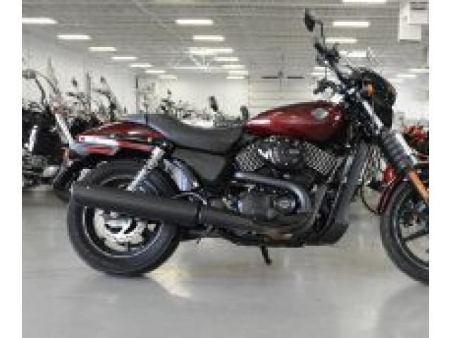 Harley-davidson-XG750 MODELO 2015