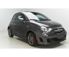 satomy cars fiat 500