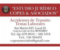 Estudio Jurídico Copes & Asociados