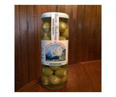 Aceitunas rellenas, ajies, pickles, encurtidos y mas !
