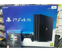PS4 Pro 1TB 4K Bundle