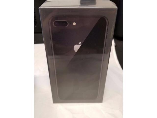 APPLE IPHONE 8 PLUS 256GB UNLOCKED IN BOX - [Whatsapp  +19293691440]
