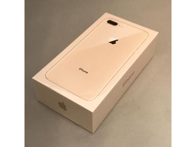 APPLE IPHONE 8 PLUS 256GB UNLOCKED IN BOX -[Whatsapp +19293691440]