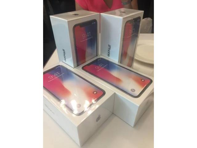 Apple iPhone X iPhone 8/8 Plus Samsung Note 8 $400 USD Bancaria Transferencia