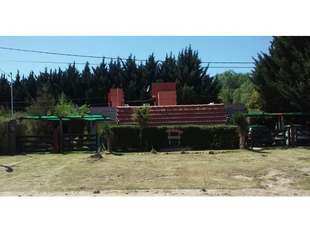 Vendo complejo de cabañas en San Luis