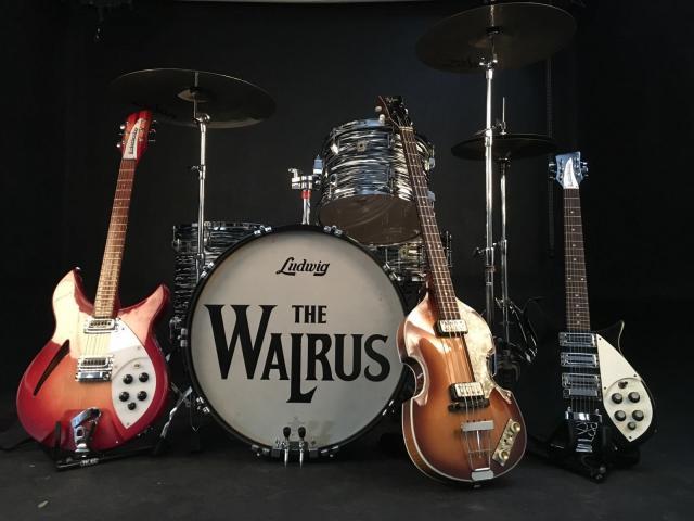 Banda beatle The Walrus Beatleband  The Beatles en tu fiesta!