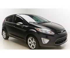 Se vende auto Ford Fiesta Titanium M-2014