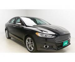 Se vende auto Ford Fusion awdTitanium M-2015