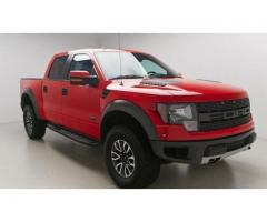 Se vende camioneta Ford F-150 4x4 SVT Raptor M-2014