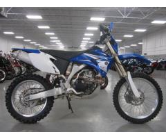 Se vende moto Yamaha WR450  M-2012