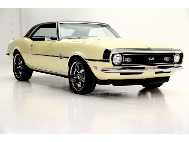 Se vende Chevrolet Camaro Ss M-1968