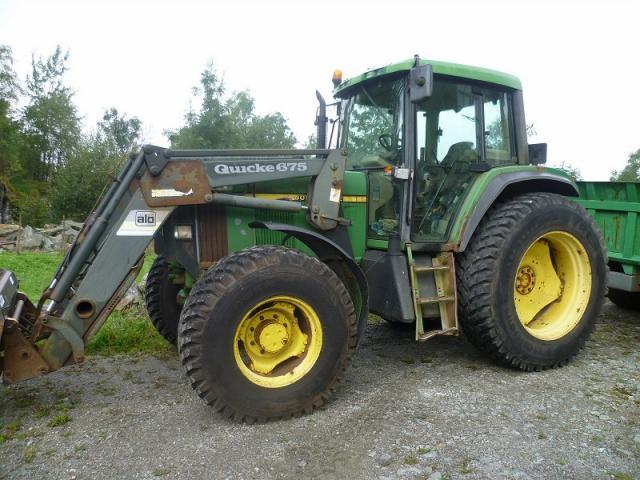 Tractor John Deere 6510 Turbo precio reducido.